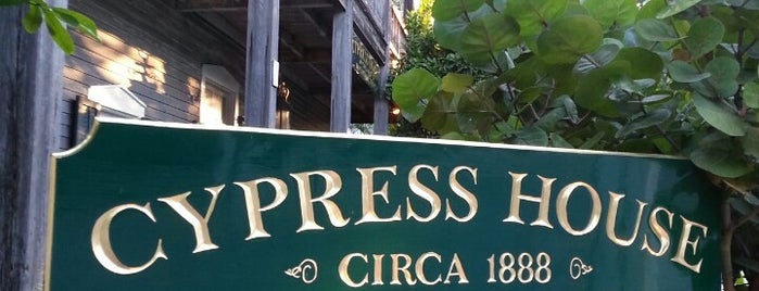 Cypress House Hotel in Key West is one of Key West.