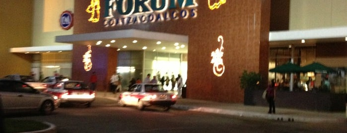 Forum Coatzacoalcos is one of Locais curtidos por Eduardo.