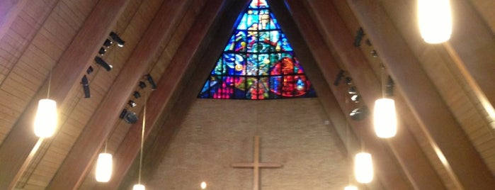 St. Paul Lutheran Church & School is one of KATIEさんのお気に入りスポット.