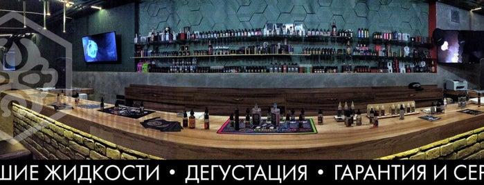 Balagan Vapeshop is one of Locais curtidos por Oleg.