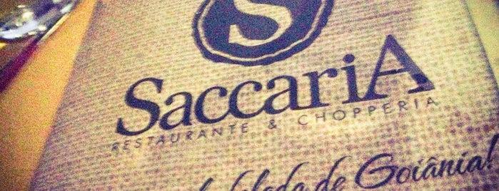Saccaria Chopperia e Restaurante is one of Goiânia.