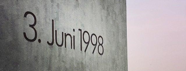 Gedenkstätte Zugunglück Eschede is one of 4sq365de (1/2).
