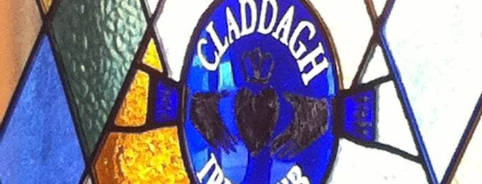 Claddagh Irish Pub is one of Brewery District.