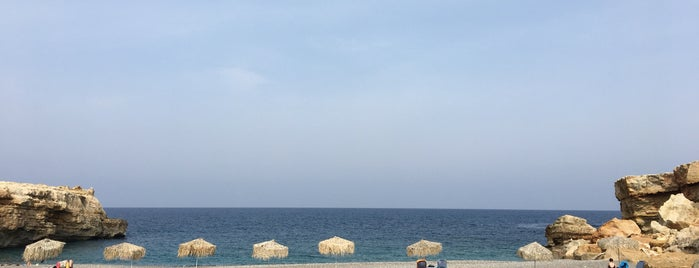 Spilies Beach is one of Crete.