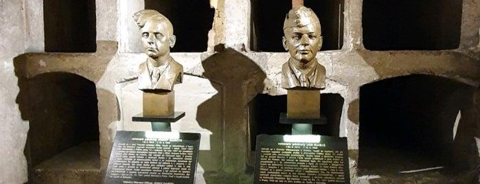 Národní památník hrdinů heydrichiády is one of To consider - Prague.