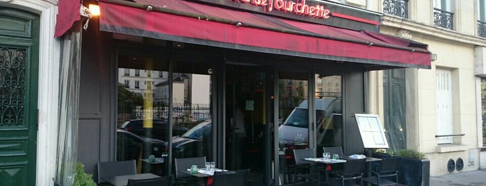 Le Clou de Fourchette is one of Paris - Restaurants.