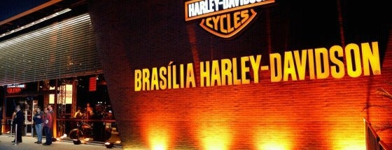 Brasília Harley-Davidson is one of Lugares favoritos de Denise.