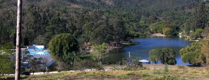 Clube de Campo Fazenda is one of Lugares.