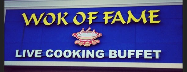 Wok Of Fame is one of Post-covid buffets to go to.