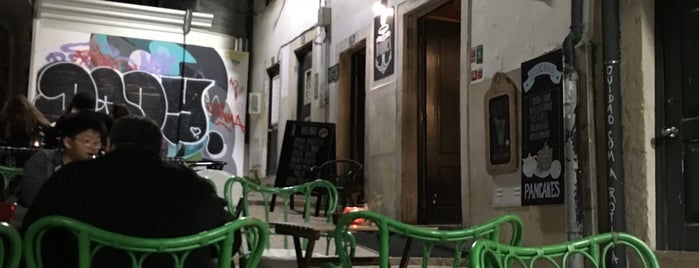 O Alemão da Bica is one of Lisboa.