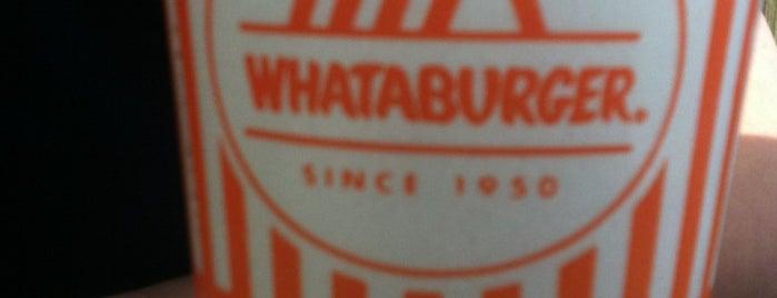 Whataburger is one of Oklahoma City.