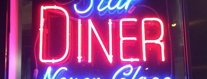 Three Star Diner is one of Must-visit Food in New York.