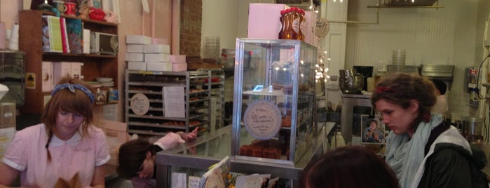Erin McKenna's Bakery is one of Cupcakes In New York City.