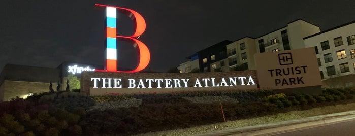 The Battery Atlanta is one of Atlanta.