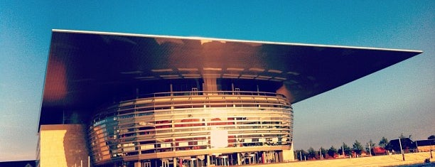 Operaen is one of Ea&Justins recommendations for our guests<3.
