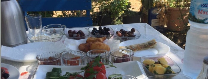 Çetilik köy kahvaltısı is one of BDRM.