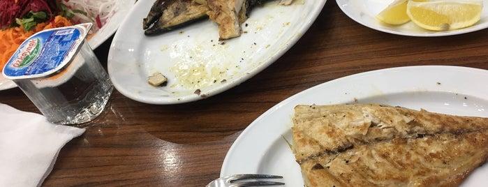 Ablanın Yeri Balık Lokantası is one of Halil G.さんのお気に入りスポット.