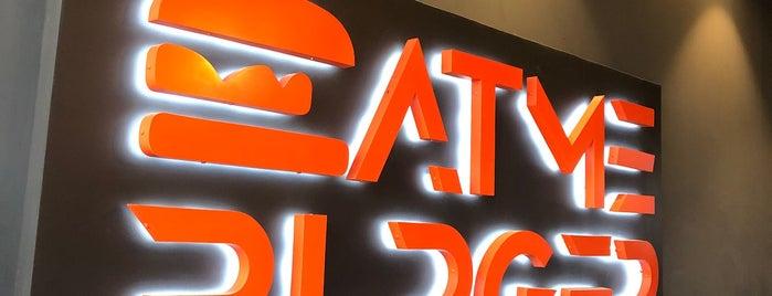 Eat Me Burger is one of Tempat yang Disimpan Queen.