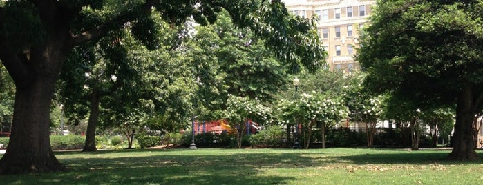 Kalorama Recreation Center & Park is one of DC's Best Parks.
