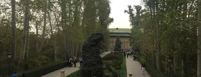 Green Palace Museum | کاخ موزه سبز is one of Lugares favoritos de Adrian.