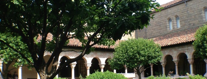 The Cloisters is one of nyc.