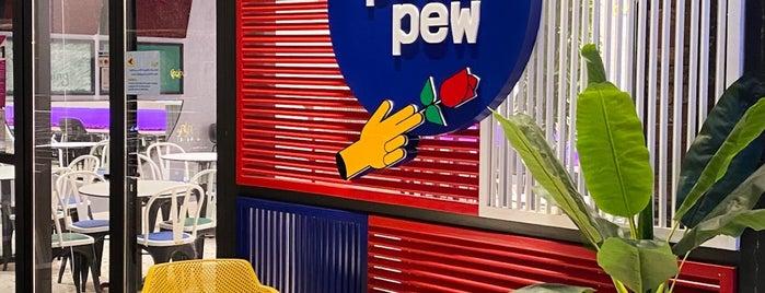 Pew Pew 👉🌹 is one of Lugares guardados de Amal.