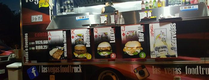 Las Vegas food truck is one of Eventos.