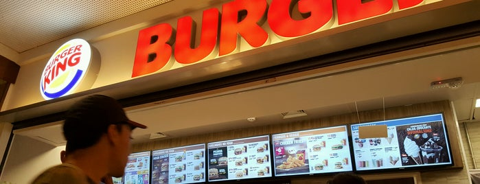 Burger King is one of Rafael'in Beğendiği Mekanlar.