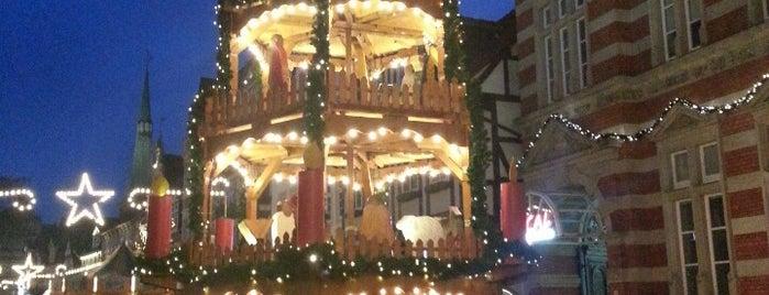Hamelner Weihnachtsmarkt is one of Hameln.