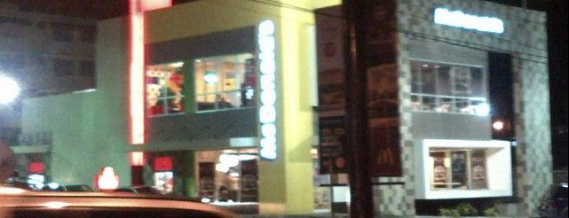 McDonald's is one of สถานที่ที่ Dulce ถูกใจ.