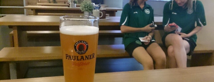 Paulaner Fan Treff is one of Fussball.