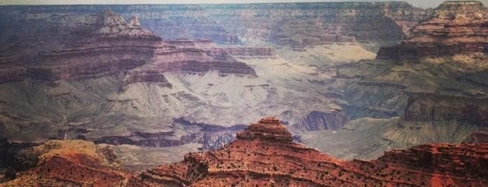 Grand Canyon National Park is one of Lugares donde estuve en el exterior.