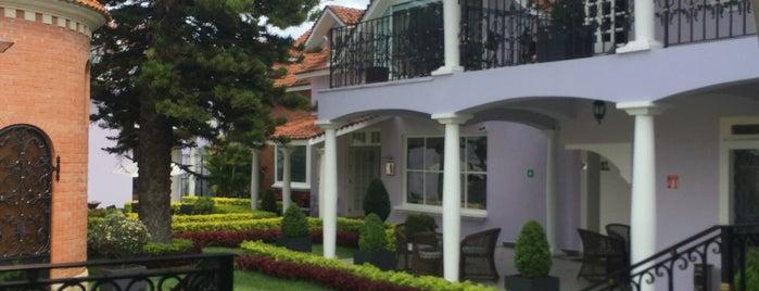 Casa Bonita Hotel Oaxaca is one of Posti che sono piaciuti a Jorge.