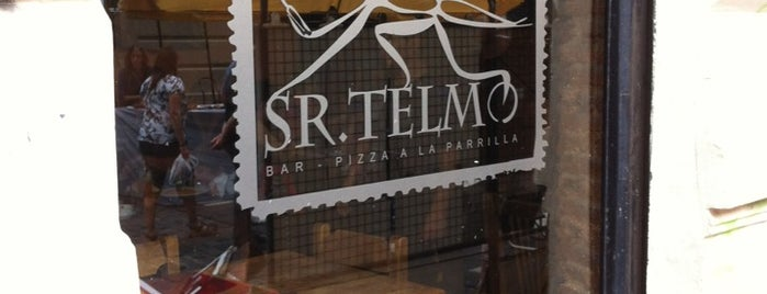 Sr. Telmo is one of Buenos Aires.
