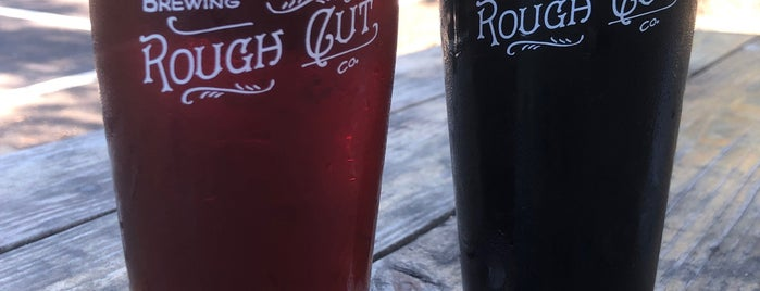 The Rough Cut Brewing Co. is one of Day-Trips.