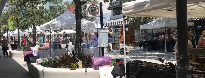 West Palm Beach Greenmarket is one of Hollywood, FL.