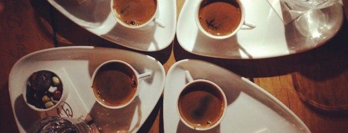 Kahve Diyarı is one of Lieux sauvegardés par Reşat Ertan.
