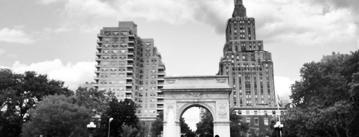Washington Square Park is one of NYC Food, Drinks, Culture & Entertainment.