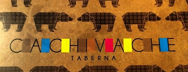 Cachivache Taberna is one of Madrid - Cosy Restaurants.