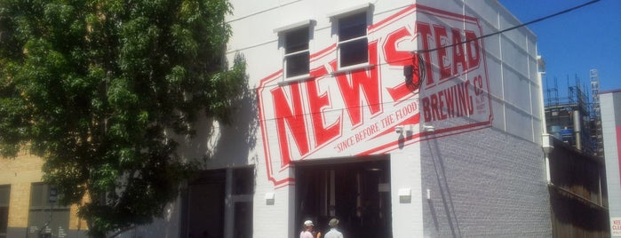Newstead Brewing Co. is one of Craft beer, Brisbane.