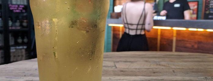 Brisbane Brewing Co is one of Ante'nin Kaydettiği Mekanlar.