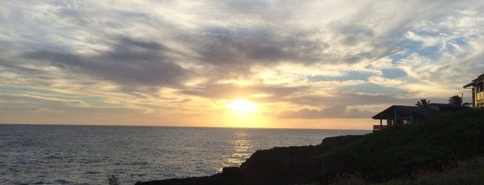 Makahuena Point is one of Hawaii Spots.