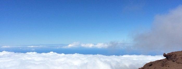 Pu'u 'ula'ula (Haleakalā Summit) is one of Hawaii Spots.