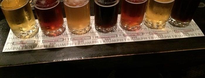 Triumph Brewing Company - Princeton is one of Princeton Area Spots.