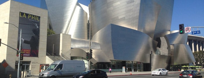 Los Angeles Music Center is one of Live Music in Downtown.