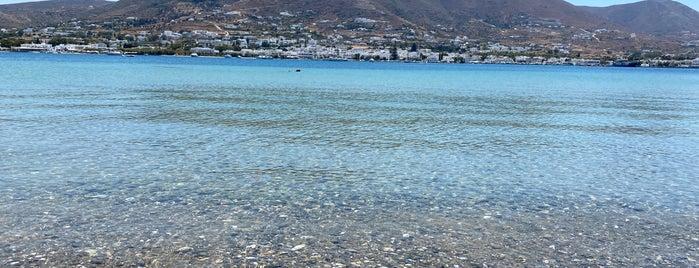 Cabana Paros is one of greece.