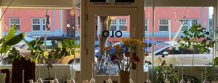 OLO Fragrances is one of Portland Shops.