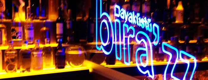Ayaküstü Bira'zz is one of Favorite Nightlife Spots.