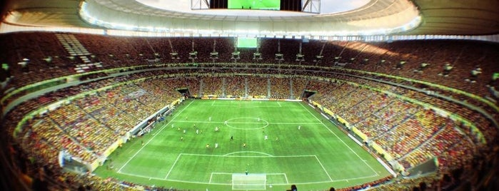 Stade Maracanã is one of Rio.