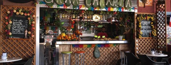 L'Italiano is one of Gespeicherte Orte von Darren.